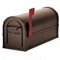 Residential Antique Rural Mailbox