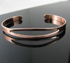 """7"""" Adjustable Copper Bracelet"""