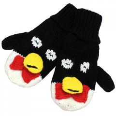 Knitted Fun 3D Animal Soft Mittens Gloves