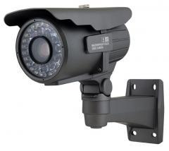 Varifocal Security Cameras