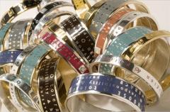 Better Be-ing Enamel Bracelets