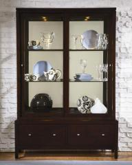 Moxi Sliding Door China Cabinet by Wynwood