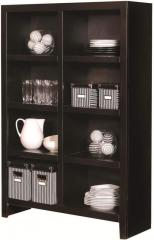 Essentials Lifestyle 58 By 40 Inch Cube Bookcase
