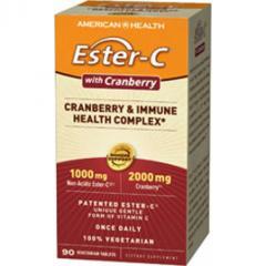 American Health Cranberry & Immune Health