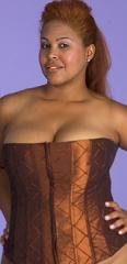 Copper Queen Corset
