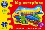 Big Airplane Childrens Puzzle