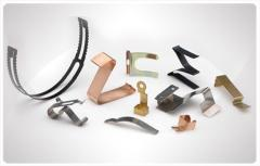 Custom Fourslide Stampings