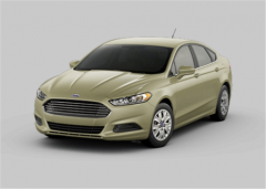 2013 Ford Fusion S Car