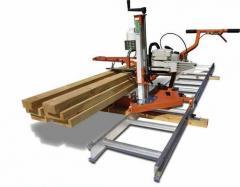 PortaMill PM14 Chainsaw Sawmill