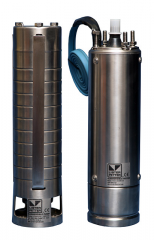 Lister Petter Submersible Borehole Pump