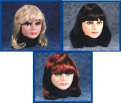 Peggy Sue party wig