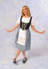Alpine female costume
