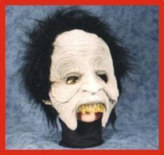 3/4 Face Demon mask