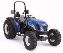 New Holland Agriculture T4000 Series Tractors