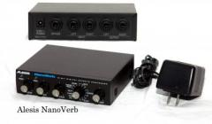 Alesis Nanoverb 18 Bit Digital Effects Processor -