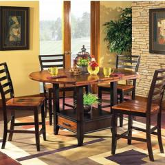 Steve Silver Abaco 5-Piece Gathering Table Set