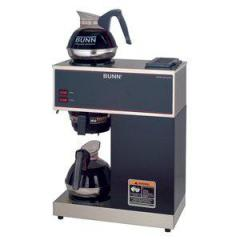 BUNN 12 Cup Pourover Coffee Brewer with 2 Warmers
