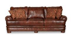 Stanton Leather Sofa