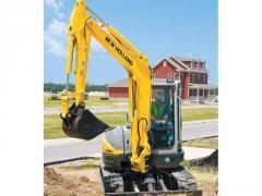 2011 New Holland Construction E50B Compact
