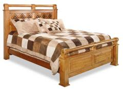 Diamonte King Bed