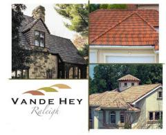 Vande Hey-Raleigh Architectural Roof Tile