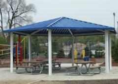 Apache Park Shelters (6-Sided)