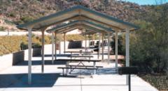 Illini Park Shelters