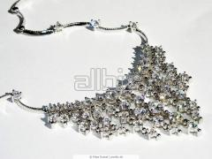 Articles Jewelry Made of Platinum