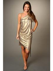 Metallic Dio Dress