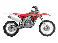 2013 Honda CRF®450X Motorcycle
