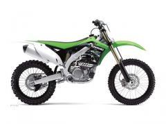 2013 Kawasaki KX™450F Motorcycle