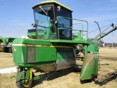 1984 John Deere 6000 Sprayer-Self Propelled For