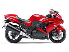 2013 Kawasaki Ninja® ZX™-14R ABS Motorcycle