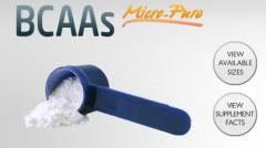BCAAs (Branched-Chain Amino Acids)