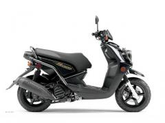 2012 Yamaha Zuma 125 Scooter