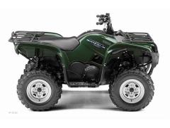 2011 Yamaha Grizzly 550 FI Auto. 4x4 EPS ATV