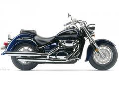 2005 Suzuki Boulevard C50 Cruiser Motorcycle