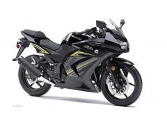 2012 Kawasaki Ninja® 250R Sport Motorcycle