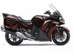 2012 Kawasaki Vulcan® 1700 Voyager® ABS Touring