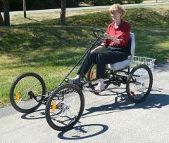 Quadracycle LLC Sprint Standard 1-Person 4-Wheel
