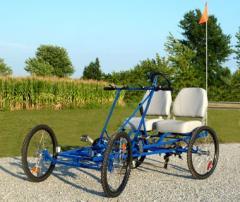 Quadracycle LLC Sport Standard 2-Person 4-Wheel