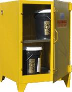 Single door cabinet PC-135
