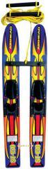 Water-skis Kwik Tek ST-150 Trainer 48 in wood