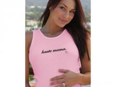 """""""Haute Mama"""" Maternity Tank"""