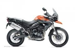 2012 Triumph Tiger 800 XC ABS Dual Purpose