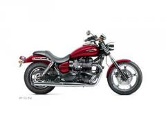 2012 Triumph Speedmaster Cruiser Motorcycle