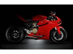 2012 Ducati 1199 Panigale Sport Motorcycle