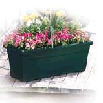 Distinctive outside planters