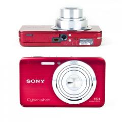 Sony Cyber-shot DSC-W650 16.1MP 5x Optical Zoom HD