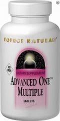 Advanced One Multiple (No Iron), 90 tablets